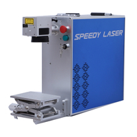 Portable fiber laser marker machine 20W 30W