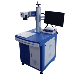 Raycus fiber metal laser marking machine 50W