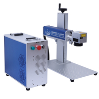 Raycus 20W / 30W fiber laser marking engraving machine