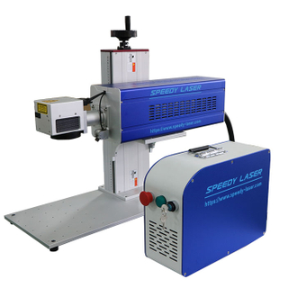 CO2 Galvo 30W laser marking machine