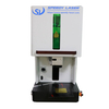Small enclosed cover fiber laser marking machine