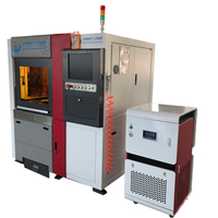 Small fiber laser cutting machine 600*400mm